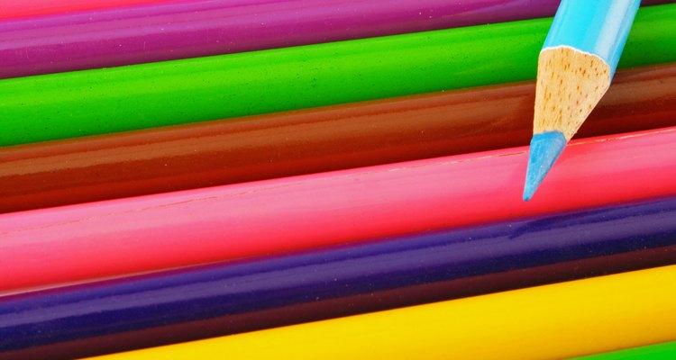 Escolha as cores certas