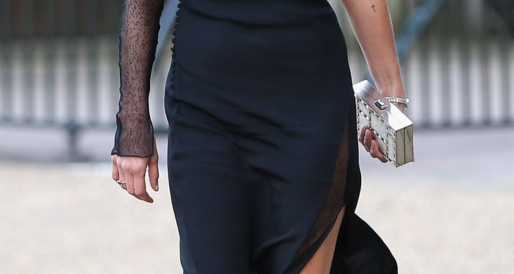 Kate Moss es probablemente la modelo más famosa de la marca.