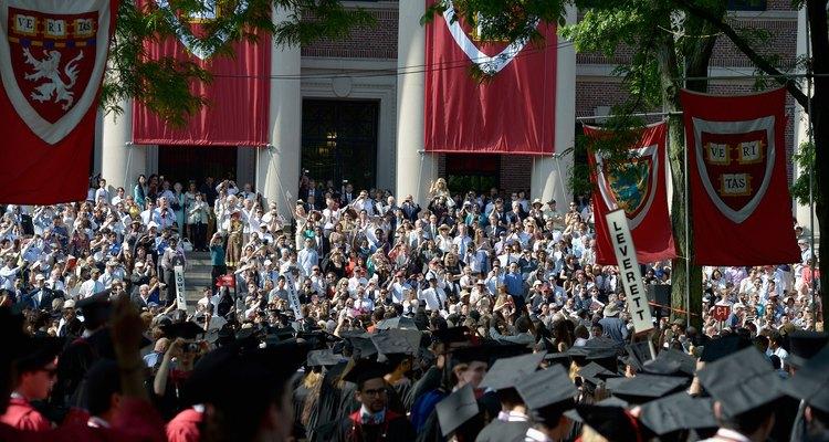 Formatura da turma de 2013 na Universidade Harvard