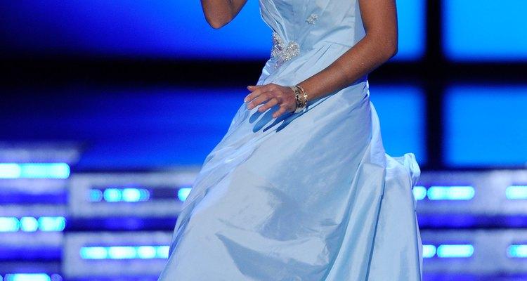 El canto es una de las rutinas más populares de un concurso de talentos.