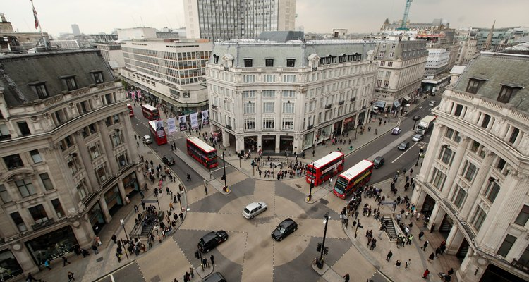 Central London and Regent Street shopping does not have to end just because you have a new born baby to look after