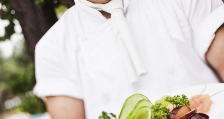 Es importante para un chef de repostería mantener la calma y la confianza en cualquier situación.