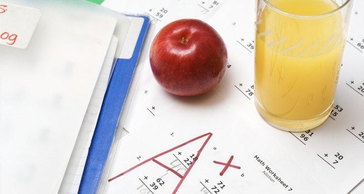 Os gabaritos poupam o tempo dos professores para outras tarefas em sala de aula