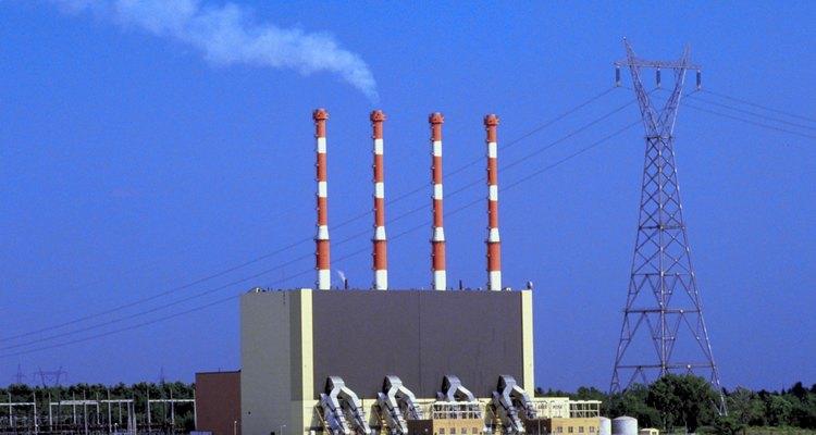 Cuando los trabajos se envían al extranjero, muchas fábricas son abandonadas.