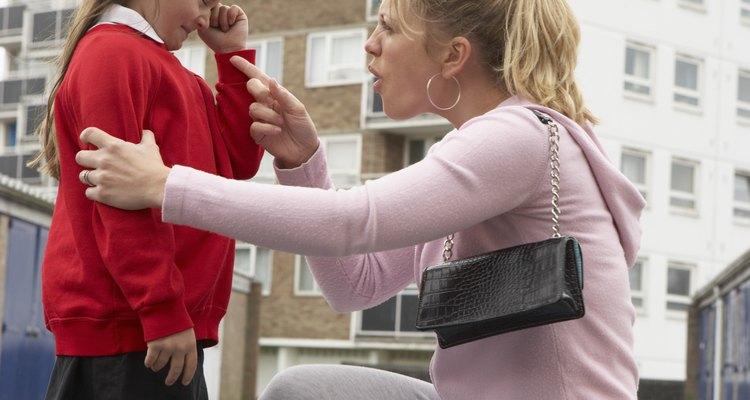 La conducta de un padre tiene un impacto duradero sobre un niño.