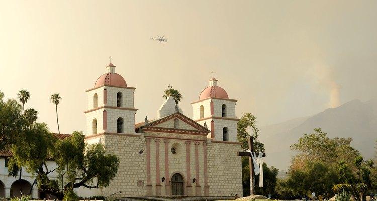 Misión de Santa Bárbara.