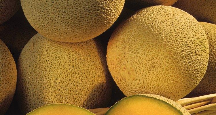 El melón cantaloupe de América es en realidad un melón muskmelon.