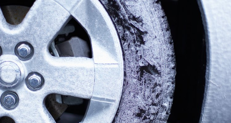 Traction control devices are designed to limit wheel slippage when driving on slippery surfaces.