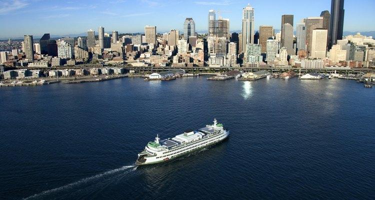 Seattle es una ciudad que posee belleza natural.