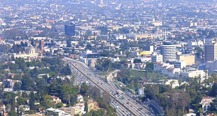 Vivir en Los Angeles.
