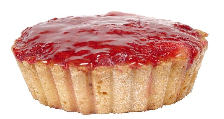 Tortas podem ser feitas com massa à base de biscoito