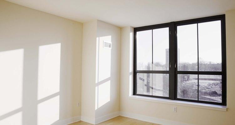 Remueve la pintura de las ventanas