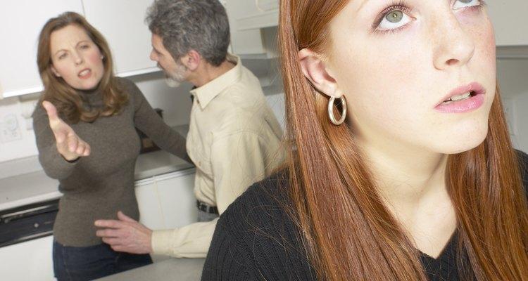 Los hijastros pueden causar problemas en el matrimonio.