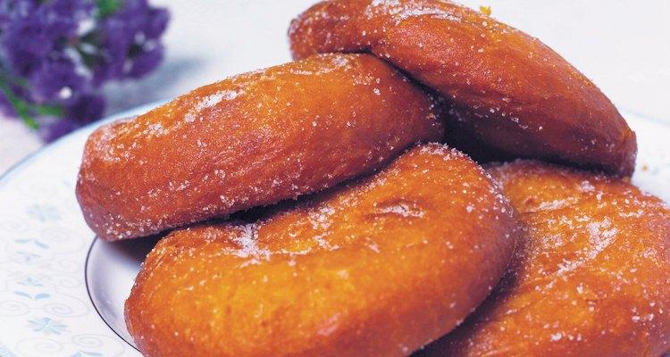 Enjoy homemade doughnut longer with the help of the freezer.