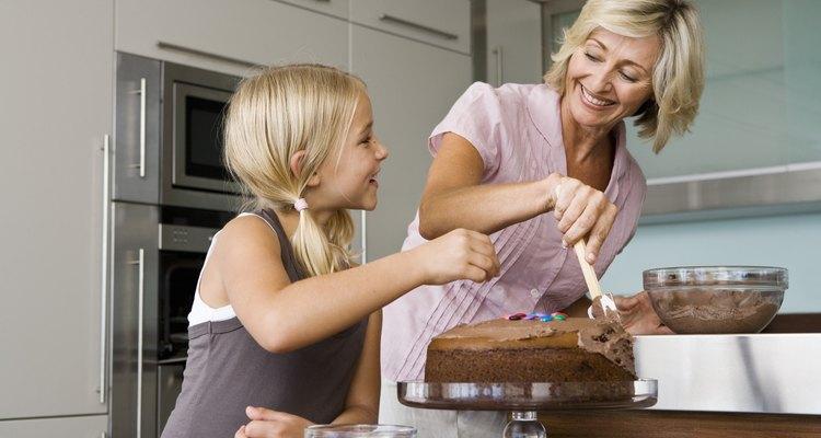 Unos sencillos pasos pueden evitar que la torta salga despareja antes, durante y después de hornearla.