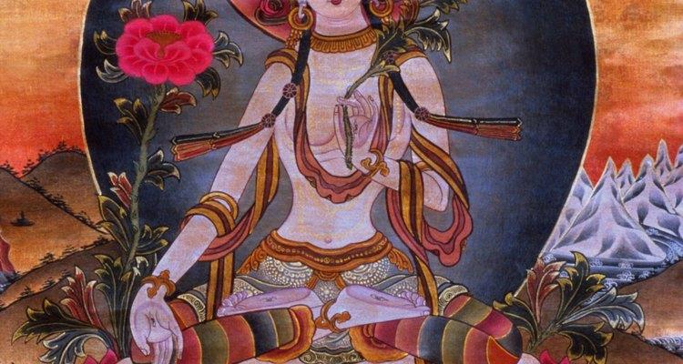 Os cumprimentos budistas são sinais de respeito a todos os seres vivos