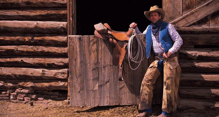 La imagen icónica del vaquero es fácil de duplicar.