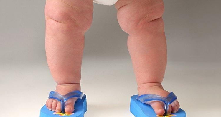 Los mejores zapatos para los nuevos caminantes ofrecen margen de maniobra, especialmente en el área de los dedos.