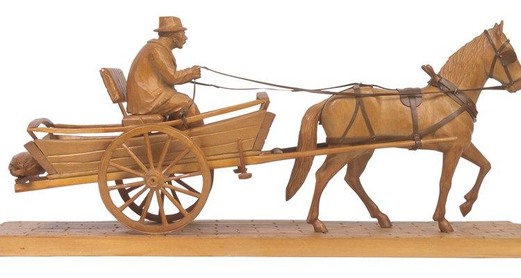 Cuando compres tu kit de carro de caballo, la única medida que necesitas es la longitud de tu caballo desde el pecho hasta la cola.