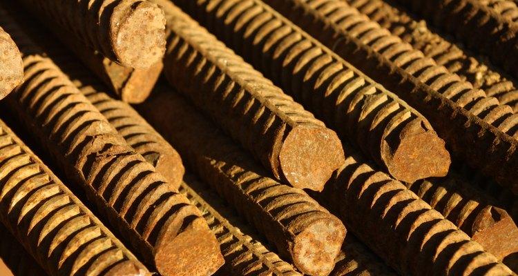 Los empalmes de barras de refuerzo deben realizarse correctamente para aprobar una inspección.
