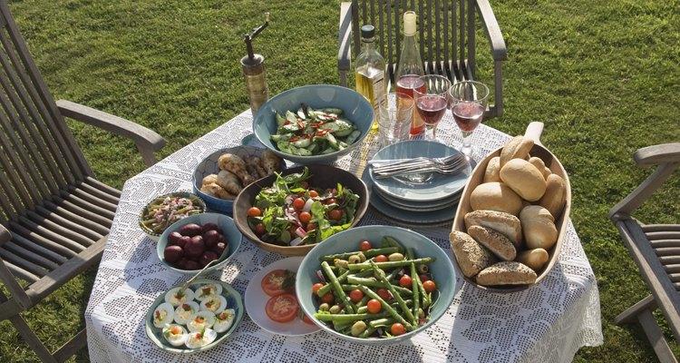 Manter a sua comida do lado de fora é o mesmo que pedir por problemas