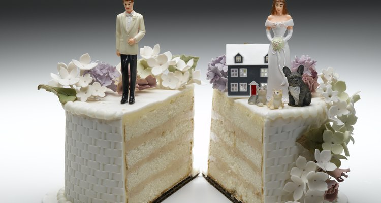 Um divórcio pode afetar os filhos e a saúde psicológica do casal