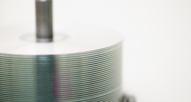 Crea portadas para discos compactos o DVDs.