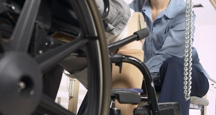 No permitas que unas escaleras te detengan para ayudar a un familiar discapacitado o amigos a moverse alrededor de la casa.