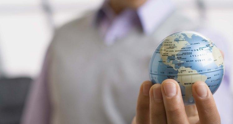 Muchas organizaciones sin fines de lucro son globales.