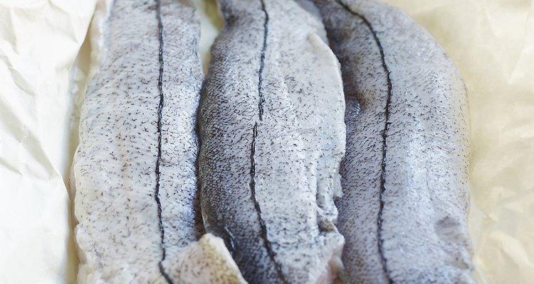 El bacalao y el eglefino frescos son versátiles y de un sabor suave.