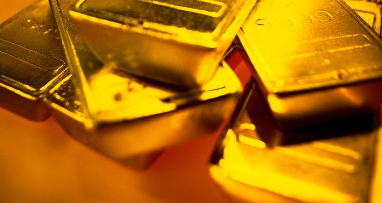 El refinamiento químico es una forma común de aumentar la pureza del oro.