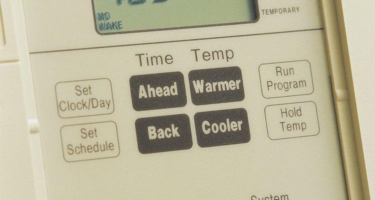 Los aires acondicionados secan el aire como parte del proceso de enfriamiento.