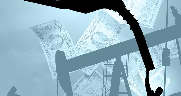 Los ingenieros petroleros buscan el modo de sustraer el tan codiciado petróleo.