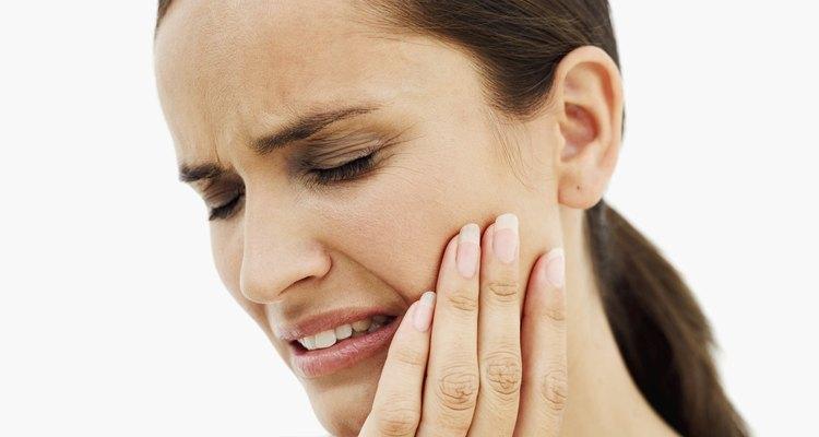 Use vários tratamentos para reduzir o inchaço