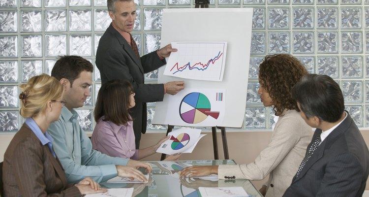 Un organigrama es una representación visual de un proceso de toma de decisiones.