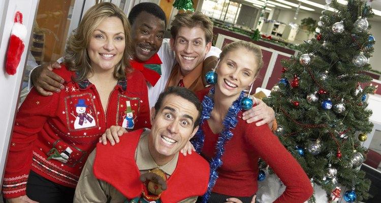 Haz que todos se rían a carcajadas con juegos de Navidad.