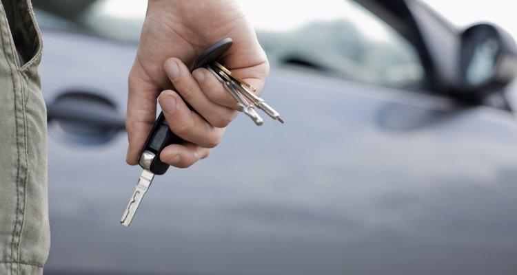 Reivindicando posse de carro
