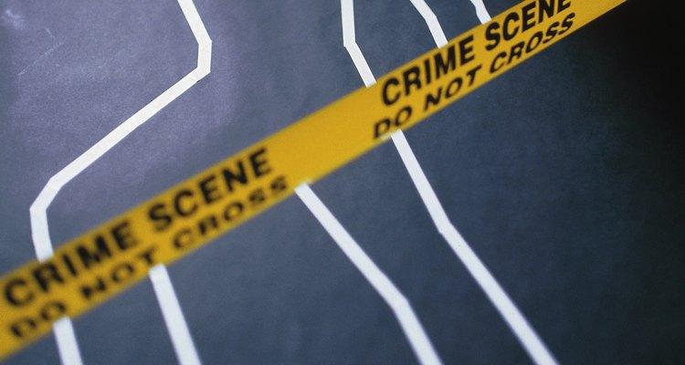 Los profesionales forenses trabajan en conjunto para resolver las diferentes piezas de un rompecabezas de investigación.