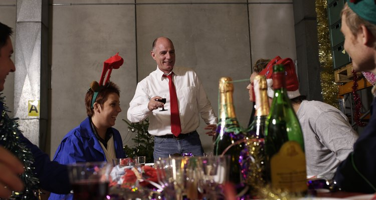 Dê uma festa de despedida para seu colega de trabalho