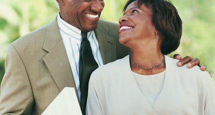 Un matrimonio duradero está basado en el respeto mutuo.