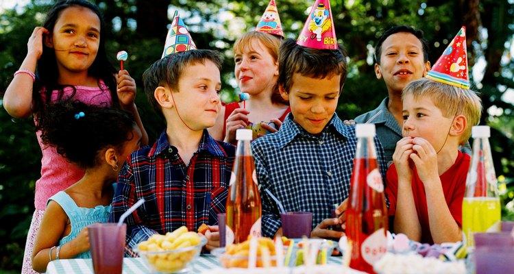 Celebra el cumpleaños número 11 de un niño o una niña con una fiesta que todos disfrutarán.