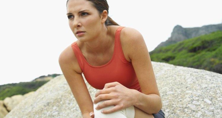 Lesões no joelhos causam bastante dor de cabeça