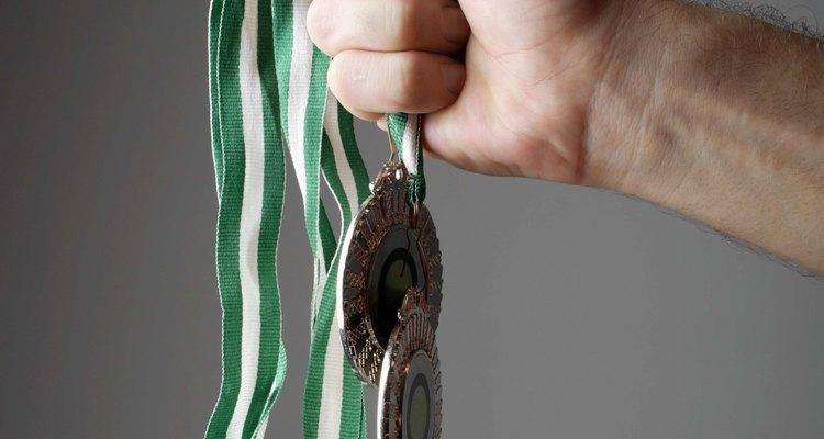 Preserve suas medalhas com métodos de limpeza adequados