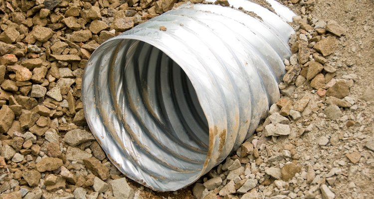 A good drainage system can keep water from accumulating in your garden.
