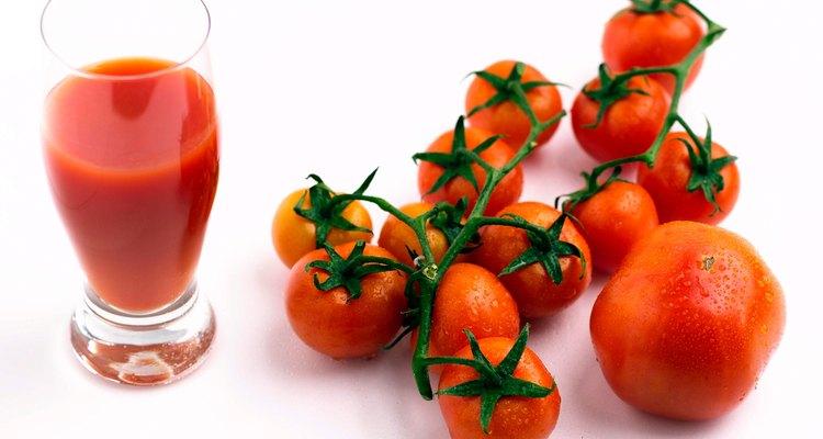 Los jugos de fruta son muy ricos y saludables.