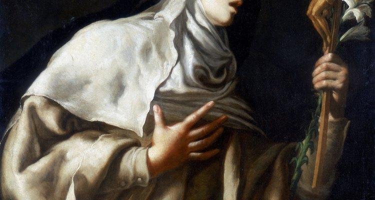 A arte barroca usa cor, luz e sombra para evocar emoções