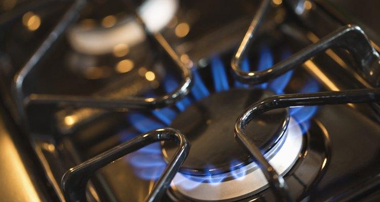 Aquí las instrucciones para reparar una estufa de gas.