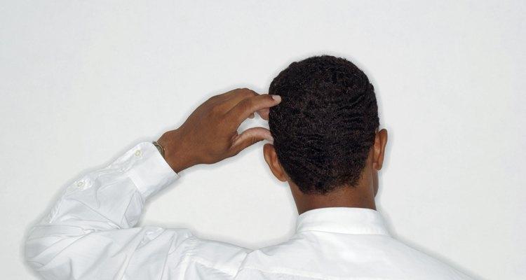 Atiende tus problemas de cuero cabelludo.