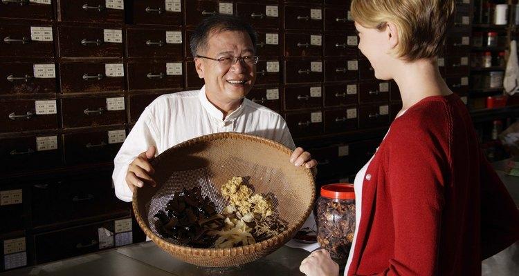 A medicina chinesa é um tipo popular de medicina alternativa