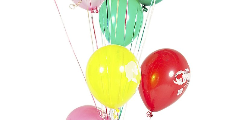 Be sure to use specialised latex ink when printing on balloons to prevent holes from developing.